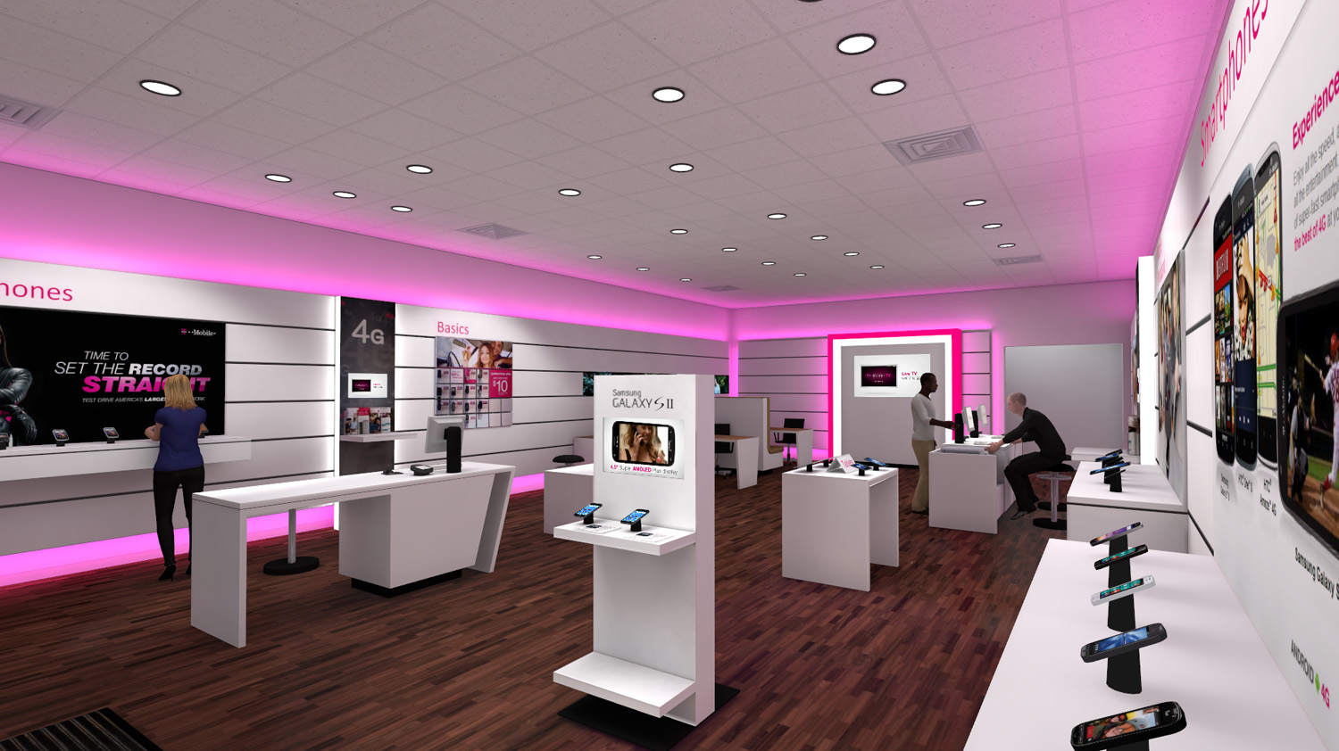 T-Mobile in Brooklyn, New York: complete list of store locations and store hours in all states. Find the closest store near you.